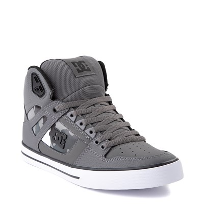 Alternate view of Mens DC Pure Hi Skate Shoe