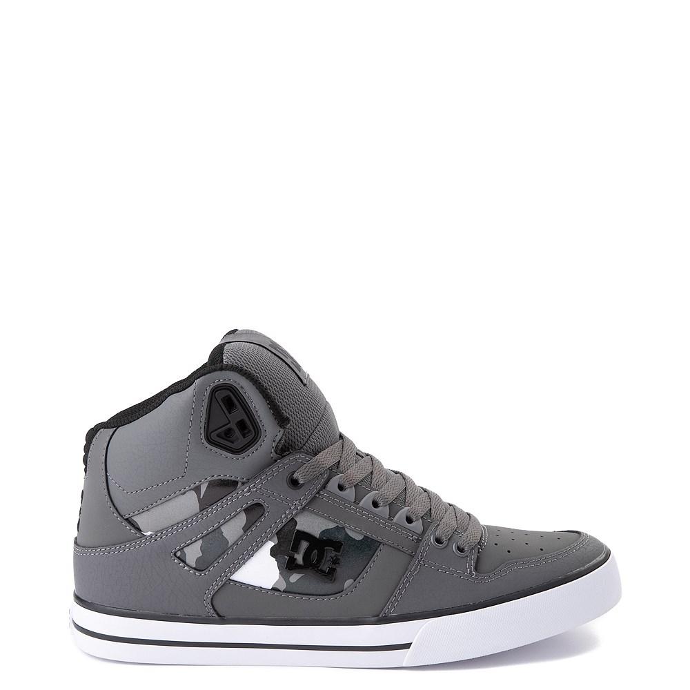 Mens DC Pure Hi Skate Shoe