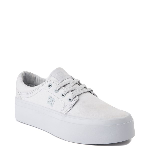 Alternate view of Womens DC Trase TX Platform Skate Shoe