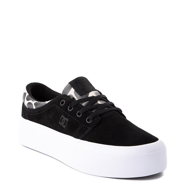 Alternate view of Womens DC Trase Platform SE Skate Shoe