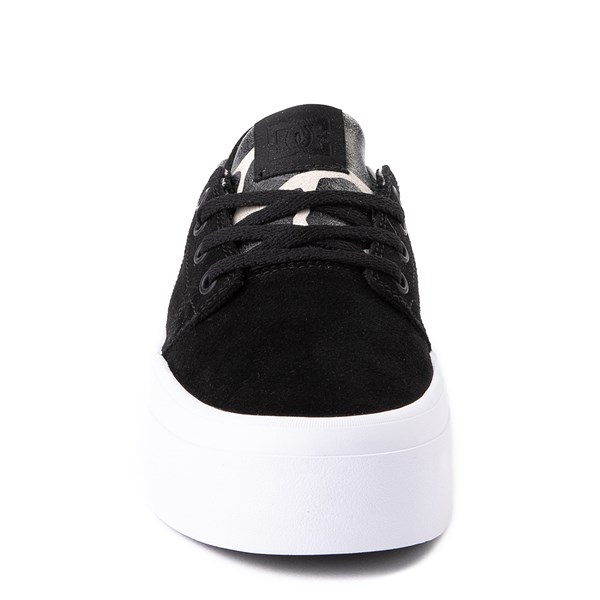 alternate view Womens DC Trase Platform SE Skate ShoeALT4