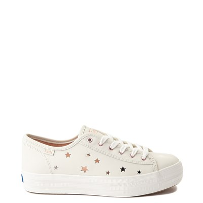 Main view of Womens Keds Triple Kick Star Leather Casual Shoe