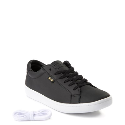 Alternate view of Womens Keds Ace Casual Shoe - Black
