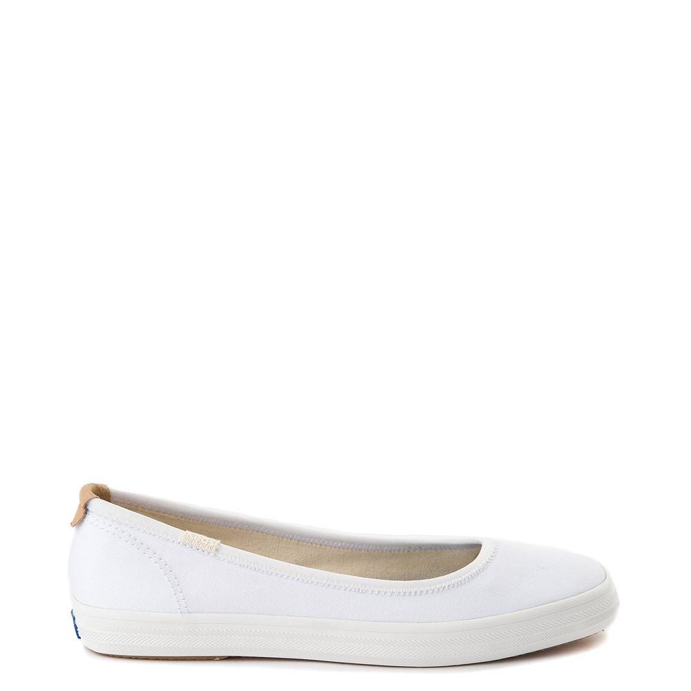 Womens Keds Bryn Flat - White