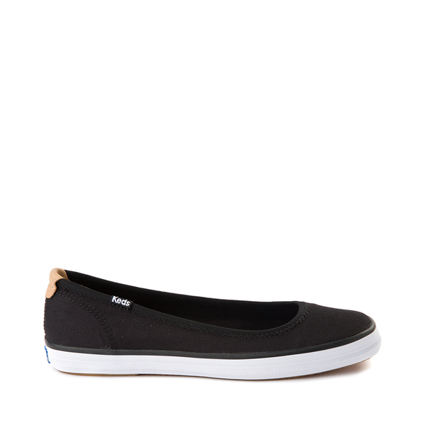 Main view of Womens Keds Bryn Flat - Black
