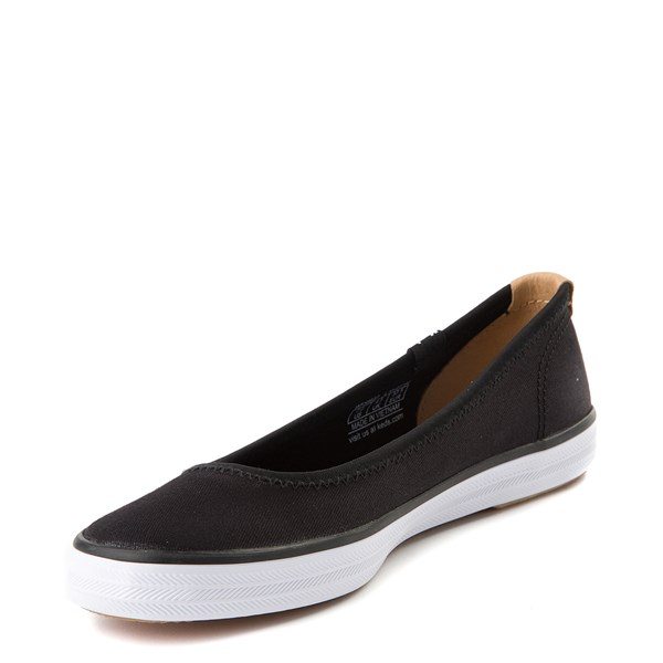 alternate view Womens Keds Bryn Flat - BlackALT3
