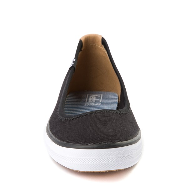 alternate view Womens Keds Bryn Flat - BlackALT4