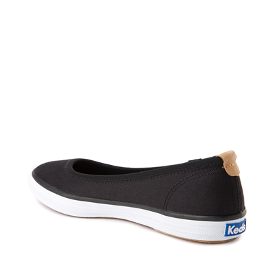 Alternate view of Womens Keds Bryn Flat - Black