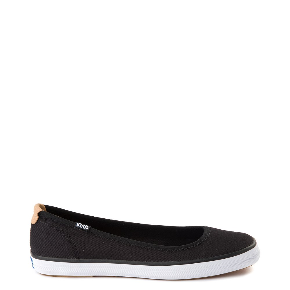Womens Keds Bryn Flat - Black