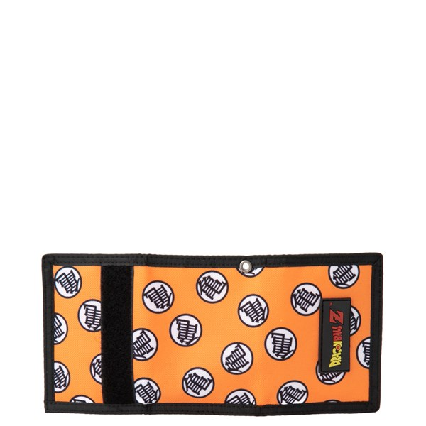 alternate view Dragon Ball Z Tri-Fold Wallet - OrangeALT2