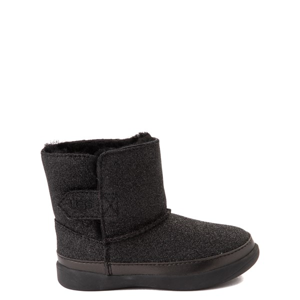 UGG® Keelan Glitter Boot - Toddler / Little Kid - Black