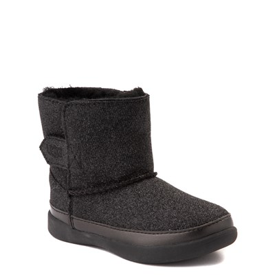 Alternate view of UGG® Keelan Glitter Boot - Toddler / Little Kid - Black