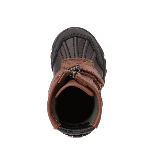 alternate view Conquered Boot by Polo Ralph Lauren - Baby / Toddler - Brown / BlackALT2