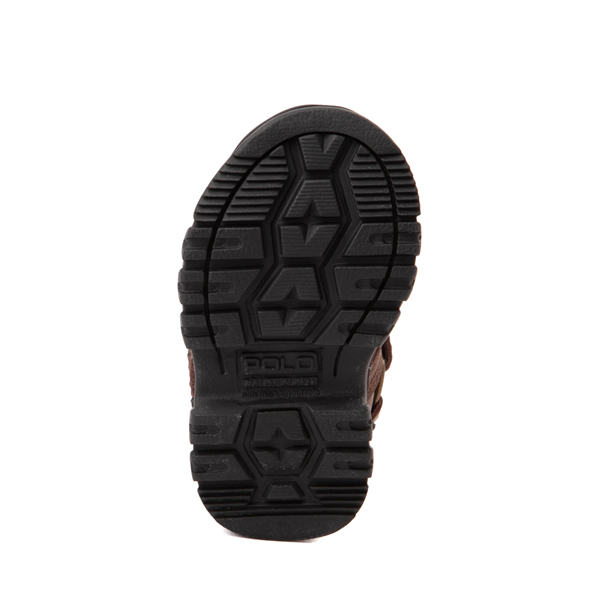 alternate view Conquered Boot by Polo Ralph Lauren - Baby / Toddler - Brown / BlackALT3
