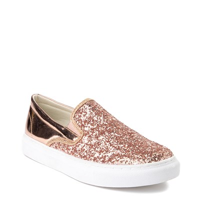 Alternate view of Womens Wanted Spangle Slip On Platform Casual Shoe