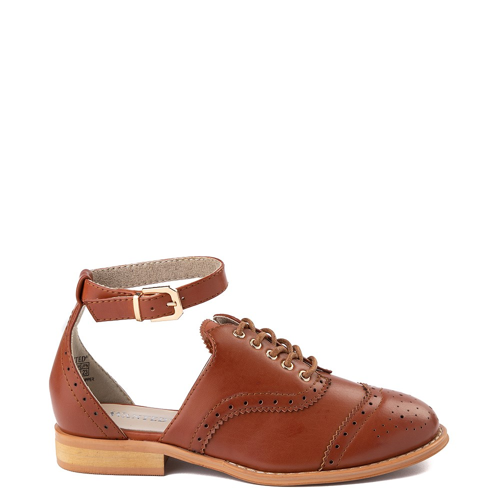 Womens Wanted Cherub Casual Oxford