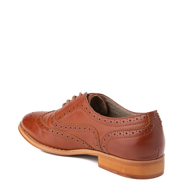 alternate view Womens Wanted Babe Oxford Casual ShoeALT2