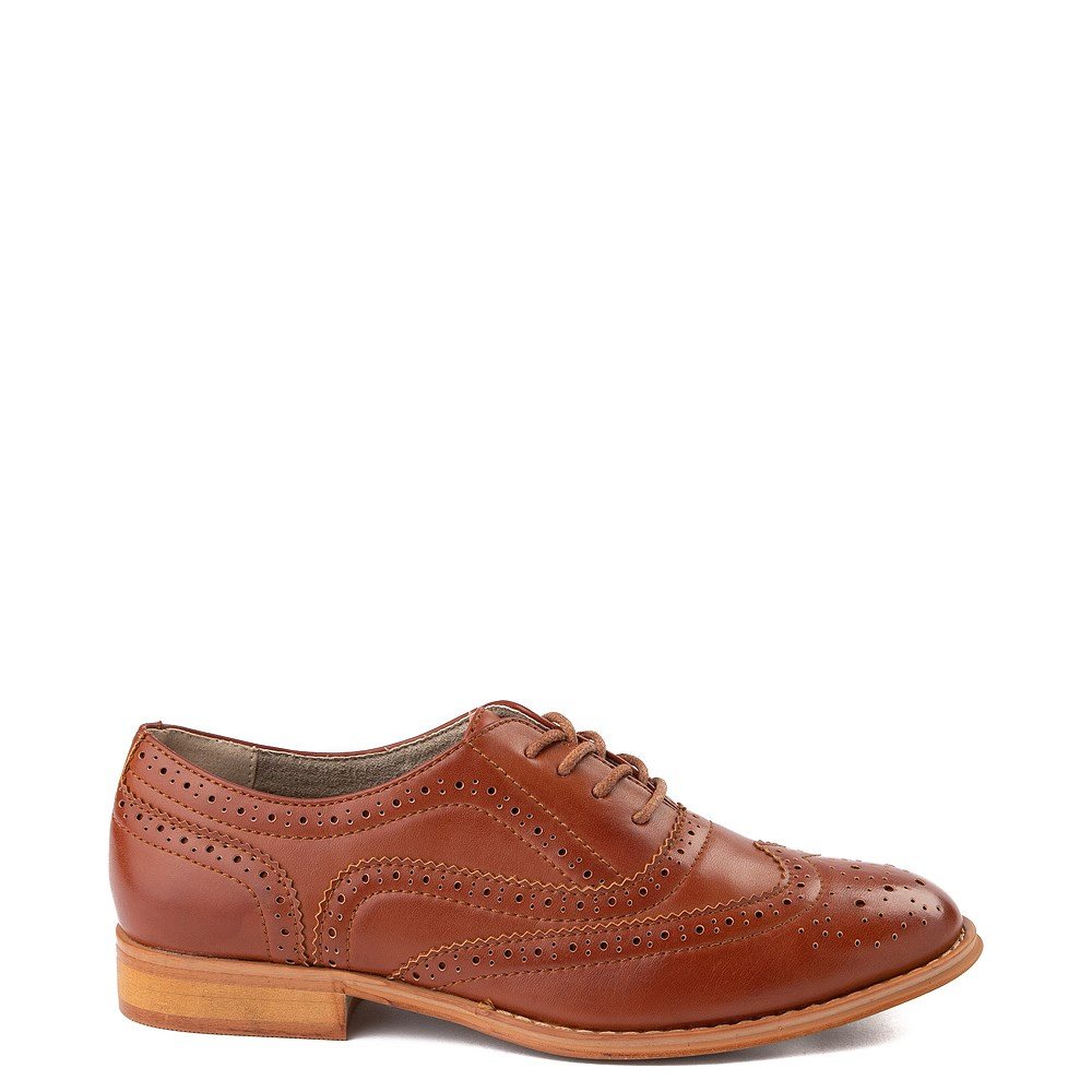 Womens Wanted Babe Oxford Casual Shoe