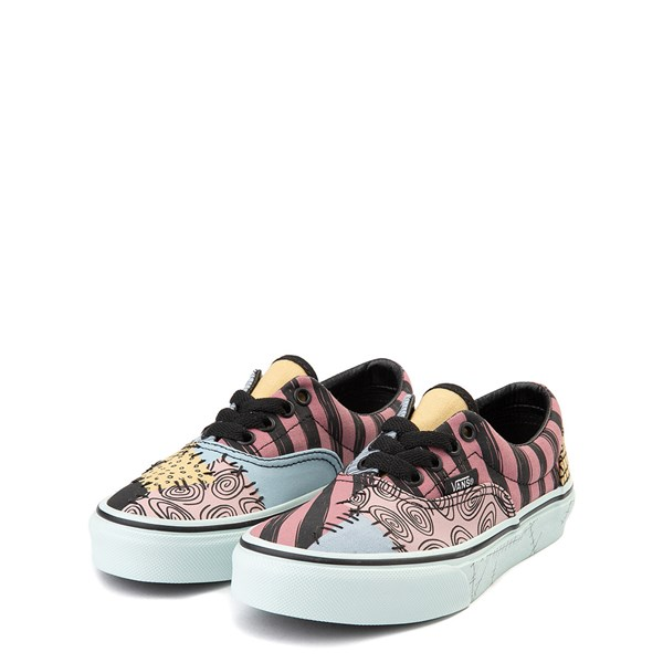 alternate view Vans x The Nightmare Before Christmas Era Sally Skate Shoe - Little Kid / Big Kid - MultiALT3