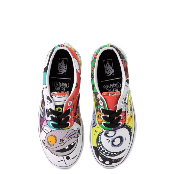 Vans x The Nightmare Before Christmas Era Halloween Town Skate Shoe - Little Kid / Big Kid