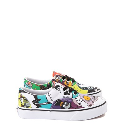 Alternate view of Vans x The Nightmare Before Christmas Era Halloween Town Skate Shoe - Little Kid / Big Kid