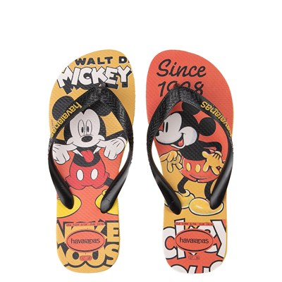 Main view of Havaianas Disney Stylish Mickey Mouse Sandal