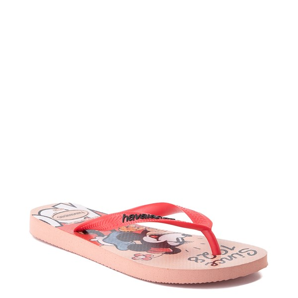 alternate view Womens Havaianas Disney Stylish Minnie Mouse SandalALT1B