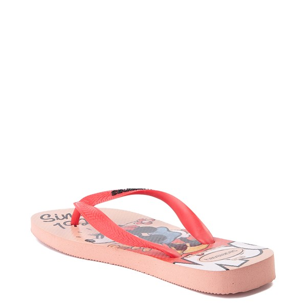 alternate view Womens Havaianas Disney Stylish Minnie Mouse SandalALT2