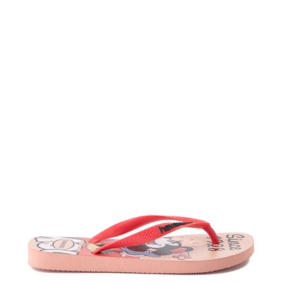 Alternate view of Womens Havaianas Disney Stylish Minnie Mouse Sandal