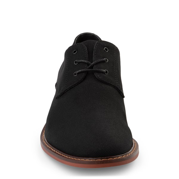 alternate view Mens Floyd Alberto Casual Shoe - BlackALT4