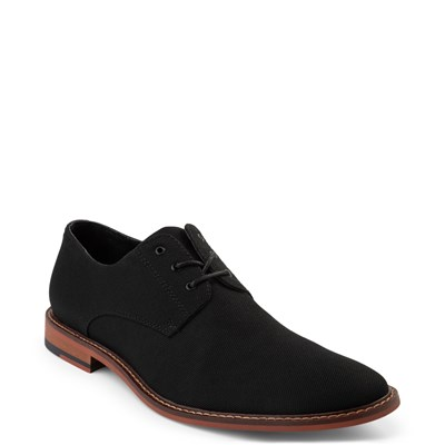 Alternate view of Mens Floyd Alberto Casual Shoe - Black