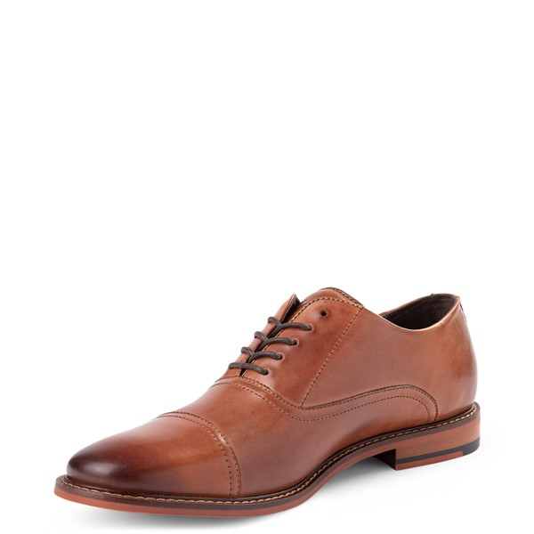 alternate view Mens Floyd Lotte Casual Shoe - CognacALT2