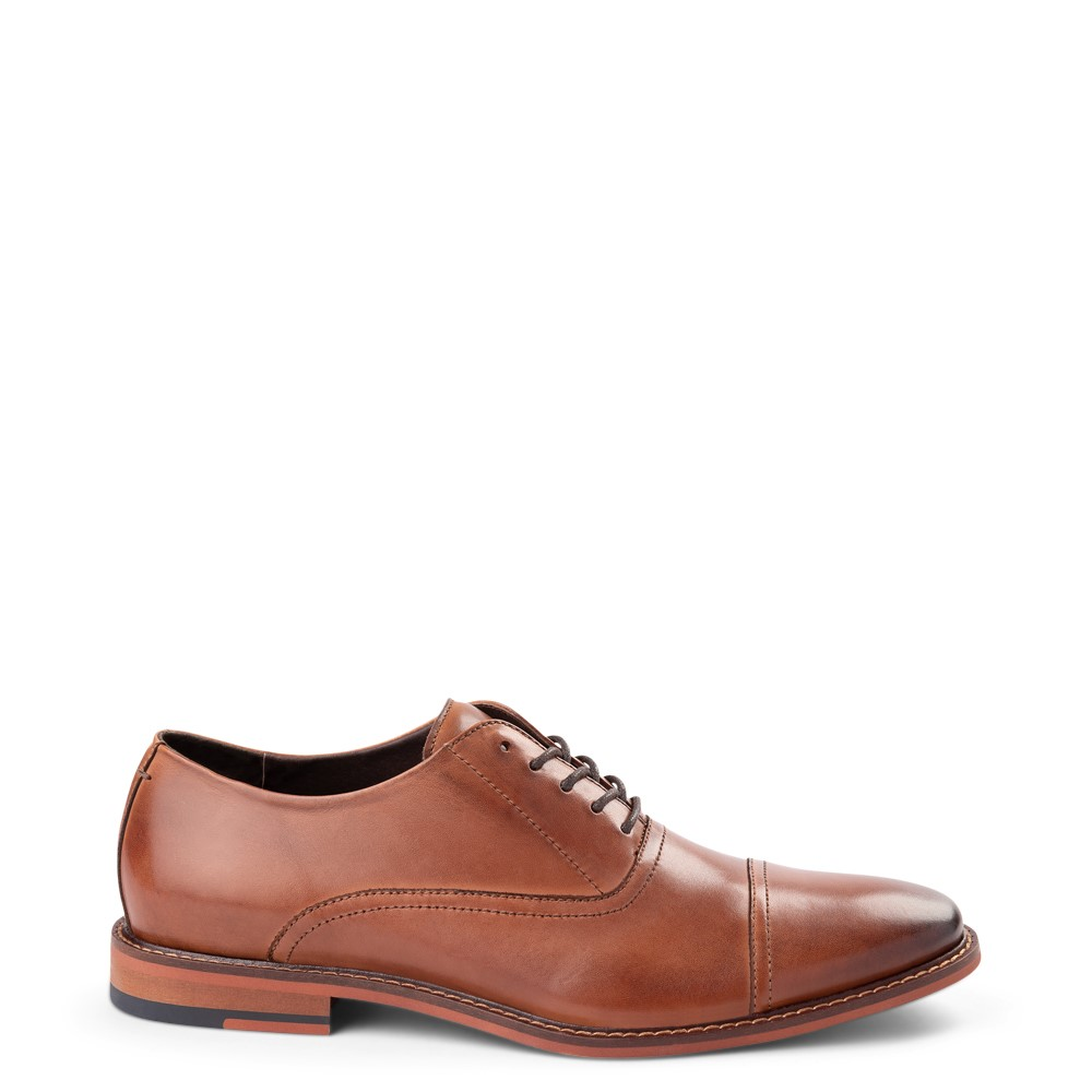 Mens Floyd Lotte Casual Shoe - Cognac