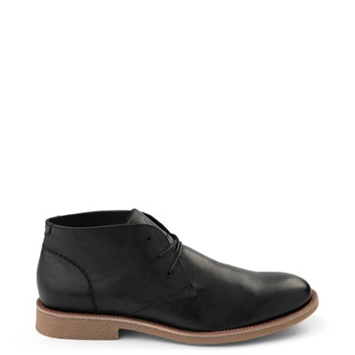 Main view of Mens Floyd Emilio Chukka Boot - Black