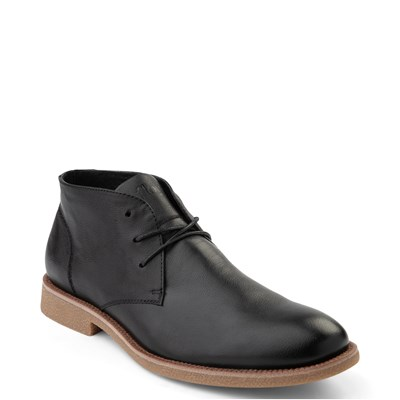 Alternate view of Mens Floyd Emilio Chukka Boot - Black