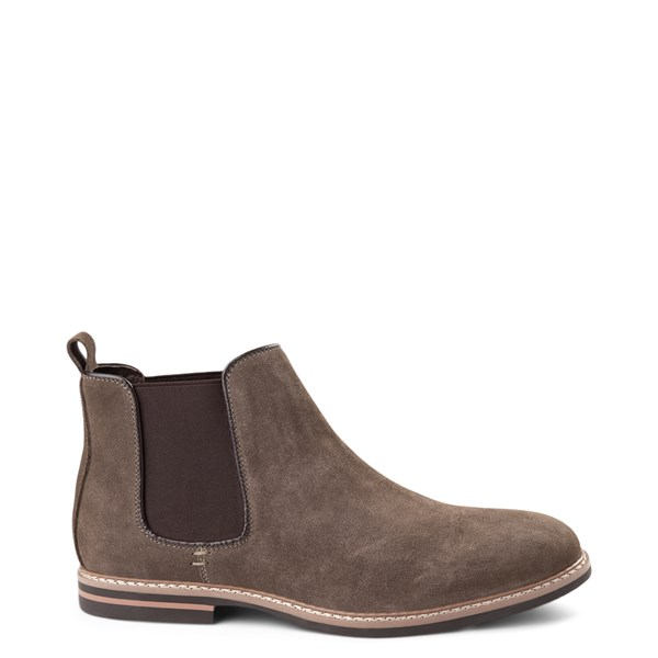 Mens Floyd Lucas Chelsea Boot - Dark Gray