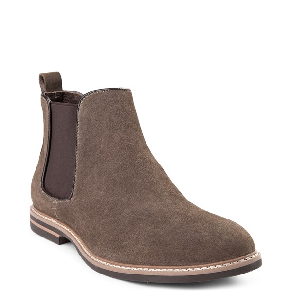 alternate view Mens Floyd Lucas Chelsea Boot - Dark GrayALT1