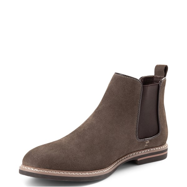 alternate view Mens Floyd Lucas Chelsea Boot - Dark GrayALT3
