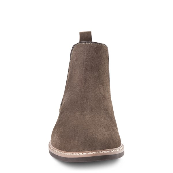 alternate view Mens Floyd Lucas Chelsea Boot - Dark GrayALT4
