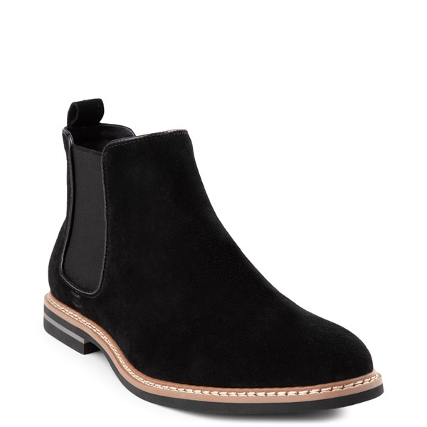 alternate view Mens Floyd Lucas Chelsea Boot - BlackALT5