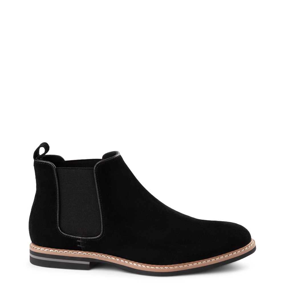 Mens Floyd Lucas Chelsea Boot - Black