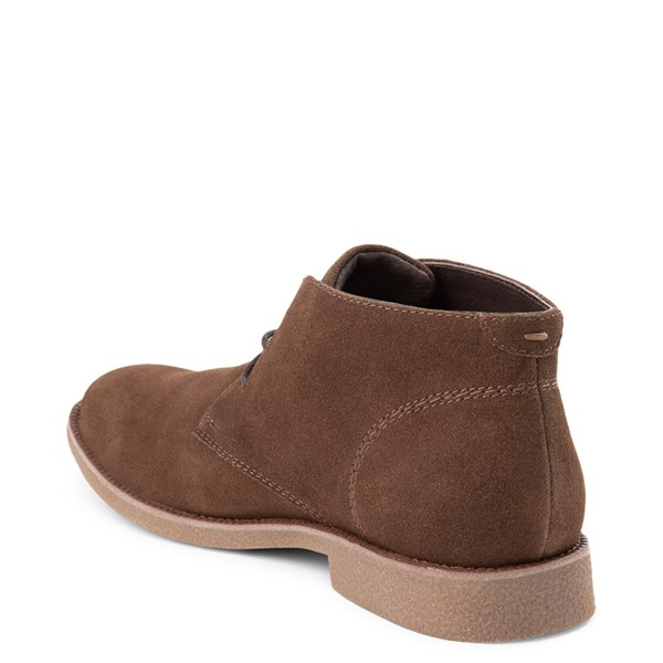 alternate view Mens Floyd Emilio Chukka Boot - BrownALT2