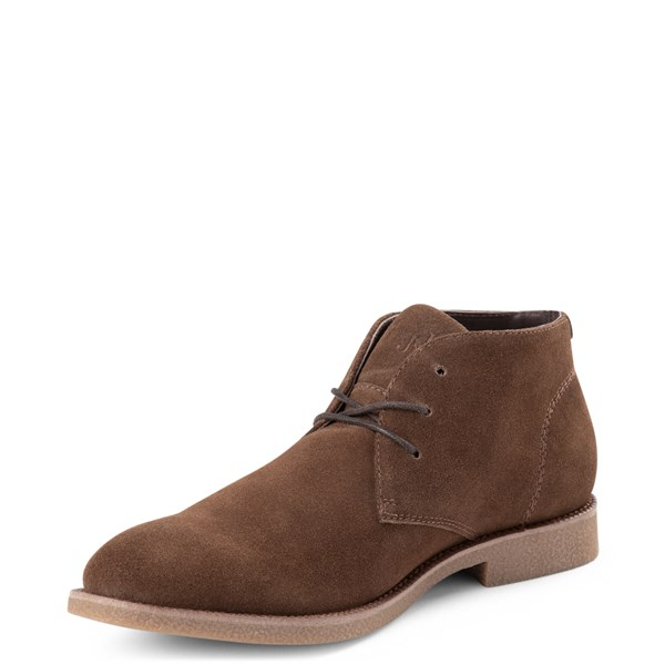 alternate view Mens Floyd Emilio Chukka Boot - BrownALT3