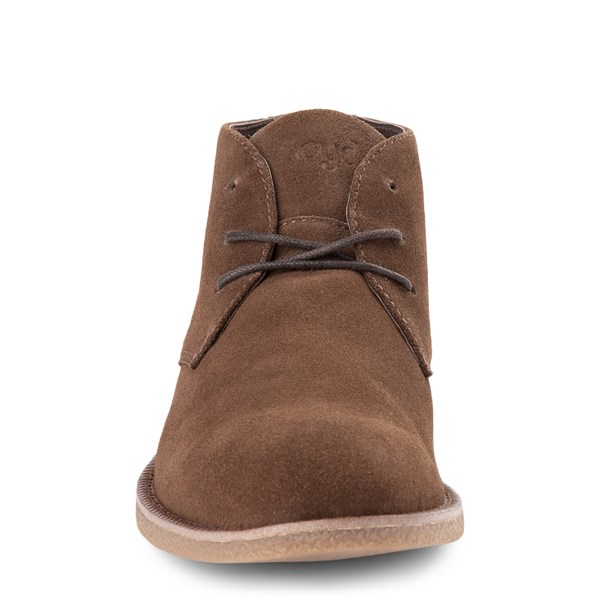 alternate view Mens Floyd Emilio Chukka Boot - BrownALT4