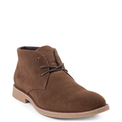Alternate view of Mens Floyd Emilio Chukka Boot - Brown