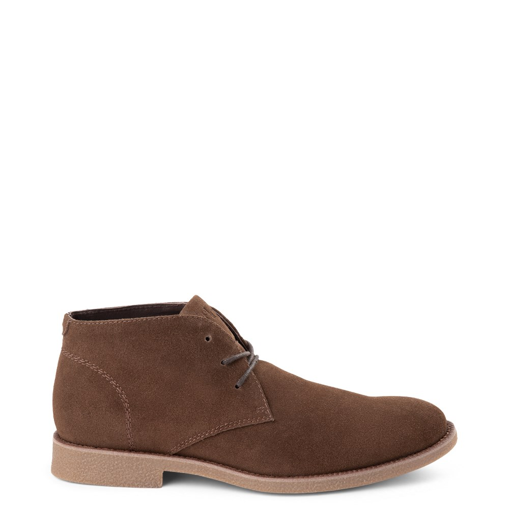Mens Floyd Emilio Chukka Boot - Brown