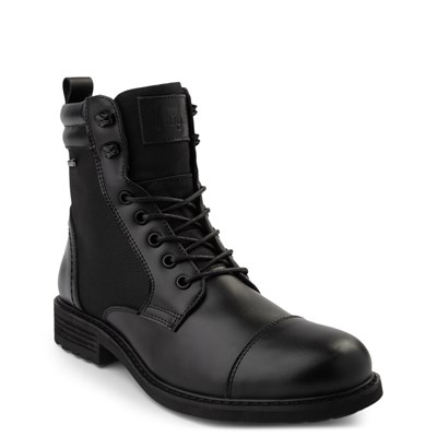 Alternate view of Mens Floyd Eryk Boot - Black