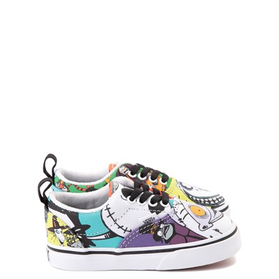 Alternate view of Vans x The Nightmare Before Christmas Era Halloween Town Skate Shoe - Baby / Toddler