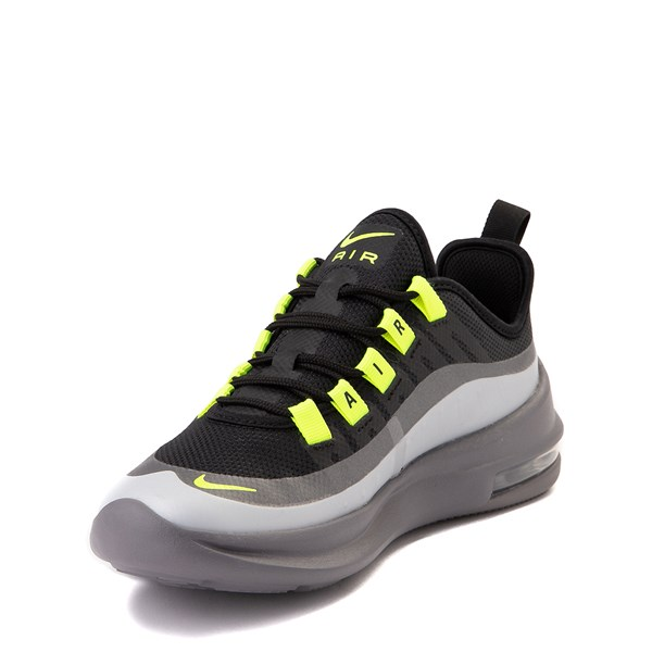 alternate view Nike Air Max Axis Athletic Shoe - Big KidALT3