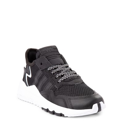 Alternate view of adidas Nite Jogger Athletic Shoe - Little Kid